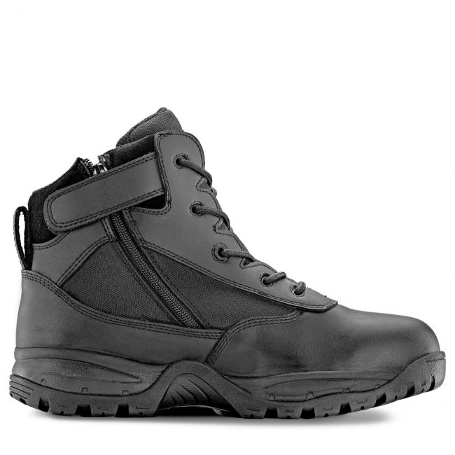 "PATROL 6"" Men's Tactical Boot with Zipper"