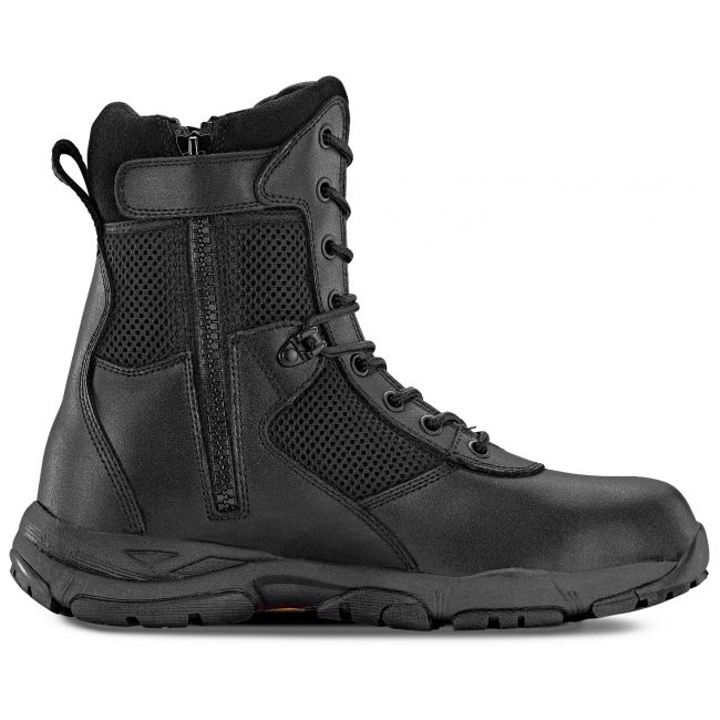 "LANDSHIP 2.0 8"" Men's Tactical Boot with Zipper"